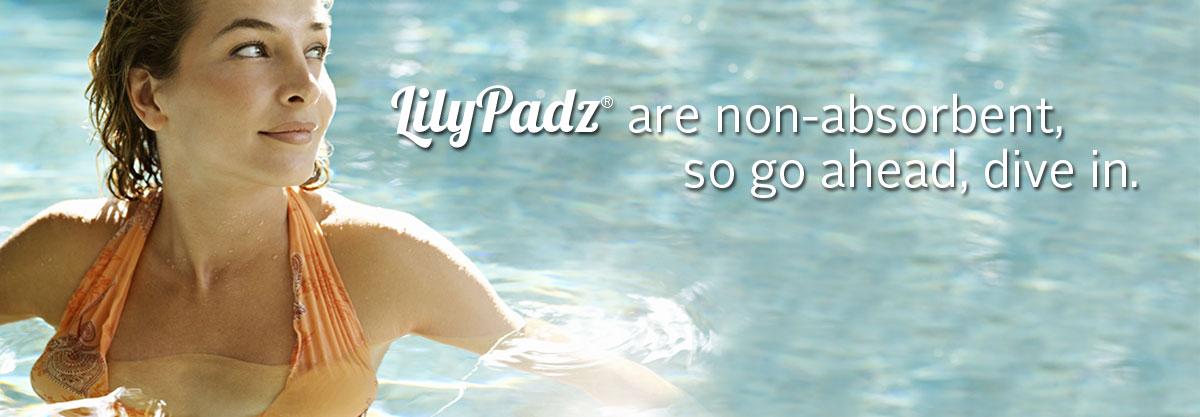 Go Swimming with LilyPadz