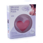 LilyPrints Heart Nursing Pads